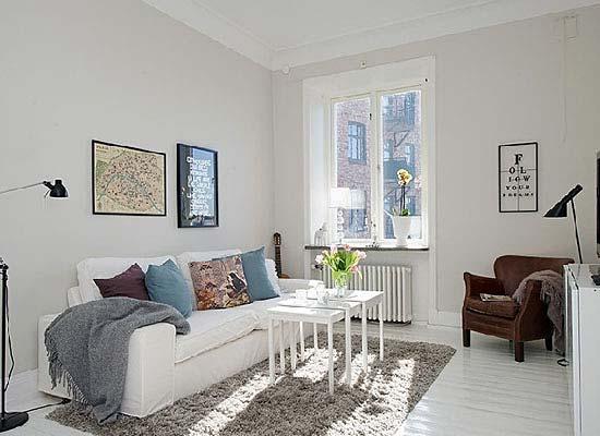 小客厅沙发装修效果图