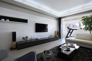 最美妙的简约风格装修简约客厅