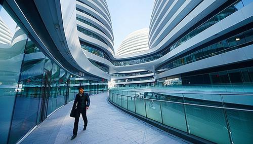 投资北京写字楼 看数据可以吗