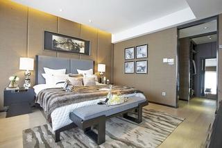 30万搞定130平简约风格装修简约卧室