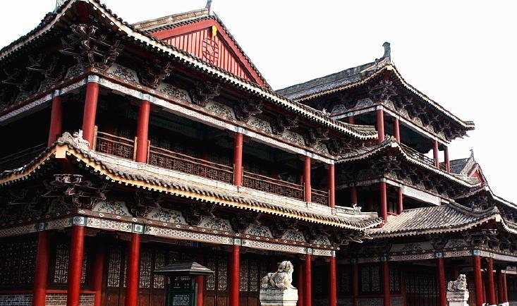 中国特色建筑有哪些_中国古建筑的特点,中国古建筑有哪些,中国古建筑结构_齐家网