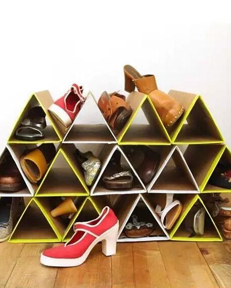 DIY玄关鞋柜效果图