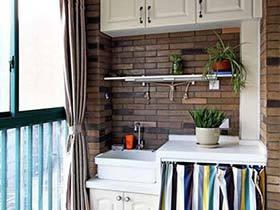 变色新生活  10个阳台装修改造设计图片