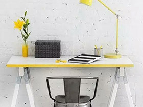 11个小户型书桌效果图 蜗居也有美好生活