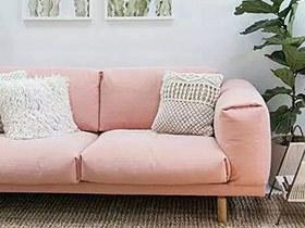 11个客厅沙发效果图 亮丽彩色为家添活力