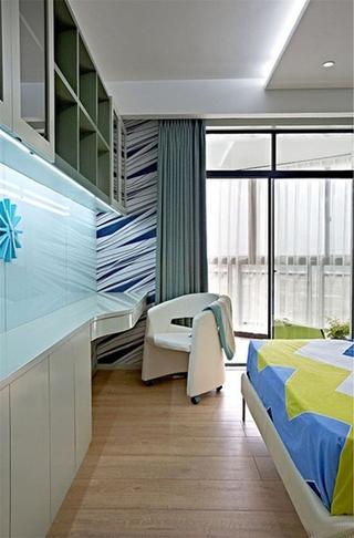 极简与时尚完美结合 年轻人最爱的简约风格装修简约卧室