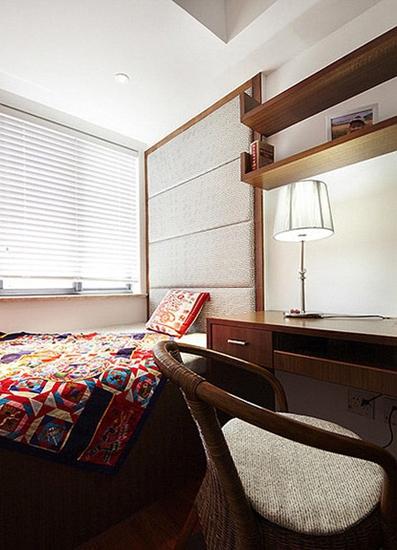 简约风格公寓装修次卧装修效果图