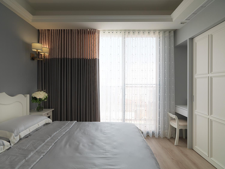 甜美系卧室装修装饰效果图