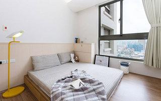 舒适宜家风主卧室装修图