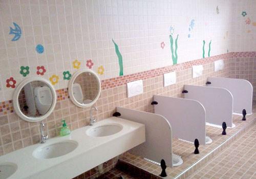 幼儿园卫生间设计要求  幼儿园卫生间卫生细节信息资讯
