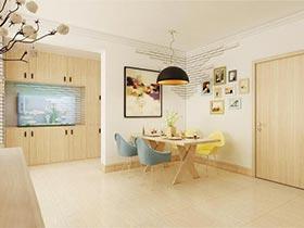 MUJI风格调 10款日式餐厅设计图片