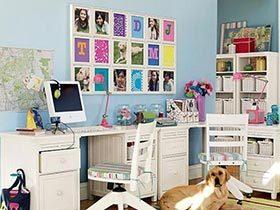 知识就是力量  10个家庭书房装修图片
