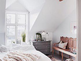 家庭实力贡献  10个卧室床头柜设计图