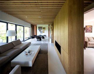 木质吊顶设计实景图