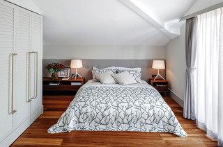 原木宜家风 阁楼小卧室设计
