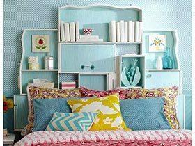 生活有乐趣  11个卧室床头背景图片