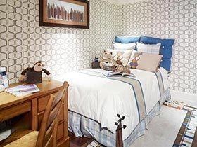 符合你的气质  10个男生卧室设计实景图