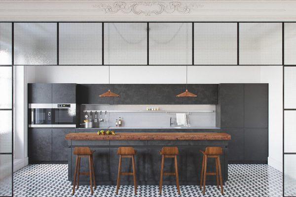 厨房隔断设计图片大全