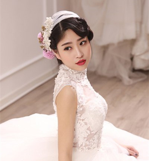 新娘盘头化妆多少钱 新娘造型如何打造