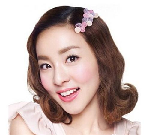 韩式新娘发型图片216 韩式新娘发型步骤图解
