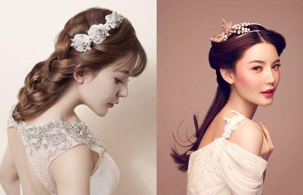 216新娘发型有哪些 教你如何做漂亮新娘发型