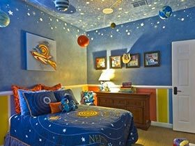 五彩斑斓多童趣  10款创意儿童房实景图