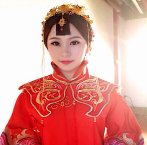 中式婚礼新娘造型有哪些 中式婚礼新娘发型好看