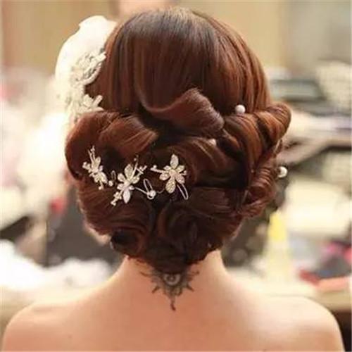 217新娘发型大全图片欣赏 发型搭配技巧