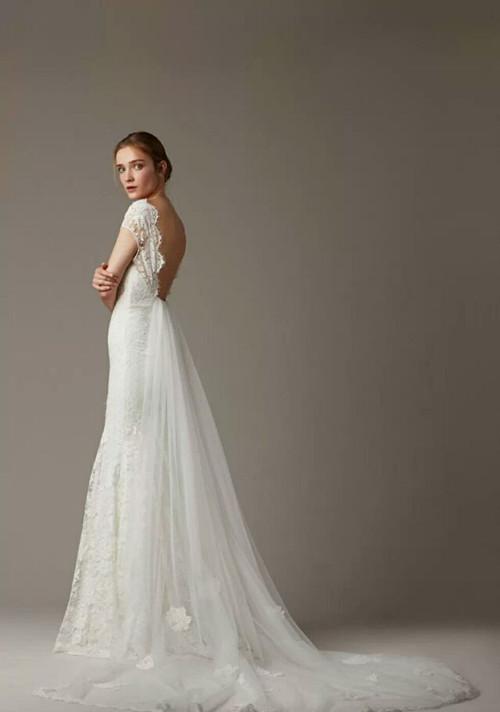 各种星座的婚纱礼服_婚纱礼服图片十二星座
