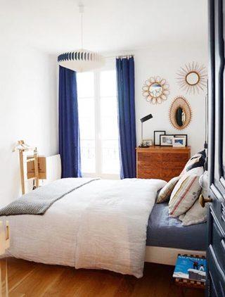 单人卧室装修装饰图