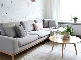 10个北欧风格客厅茶几图片 自带美颜功能