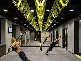 健身房设计每日首存送20