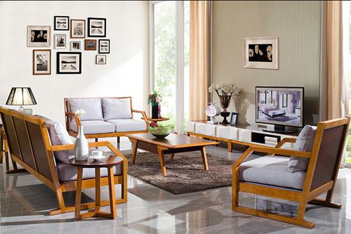 新中式沙发图片大全 新中式沙发演绎时尚中国风