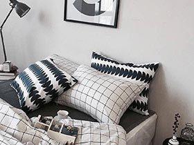最佳视觉效果  10个卧室布艺床设计图