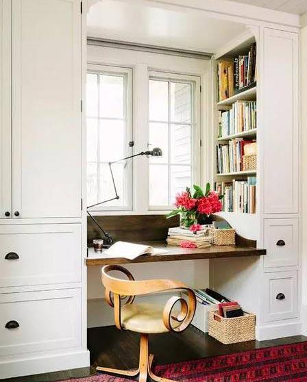 衣橱改造书房装修装饰效果图