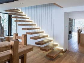 85平方房子拆修结果图 三室一厅温暖小户型