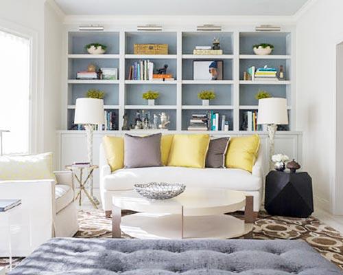 书柜沙发装饰柜设计图