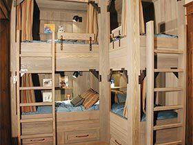 温馨小天地  10个双人儿童房设计装修图