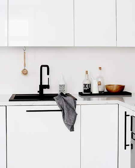 北欧风格公寓装修整体橱柜装修