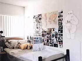 文艺之家  10款出租屋卧室设计图