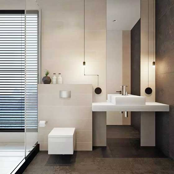小户型卫生间洗手池效果图