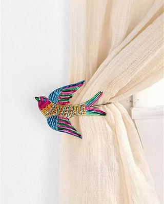 窗帘挂钩装饰效果图