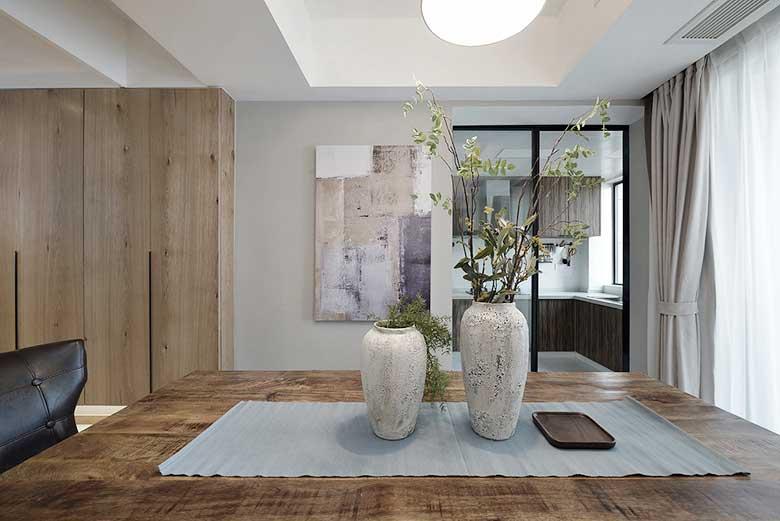 现代简约风两居室装饰图