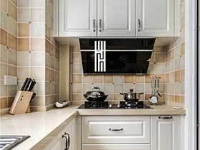 美味不用等  10款木色系厨房装修效果图