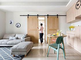 60平小户型公寓装修图 不拘一格做设计