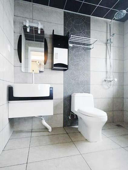 简约卫生间装修装饰图片