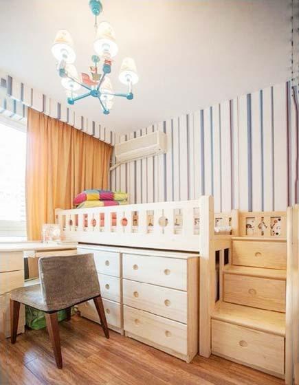 卧室书房设计平面图
