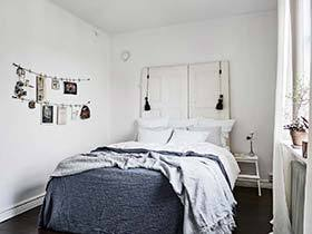 头顶的浪漫  10款创意床头板设计图