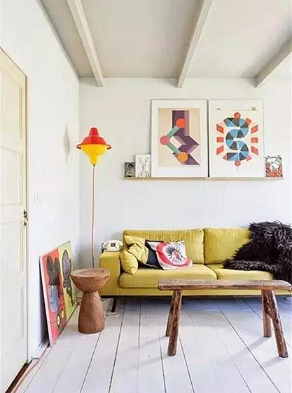 小户型客厅设计图片