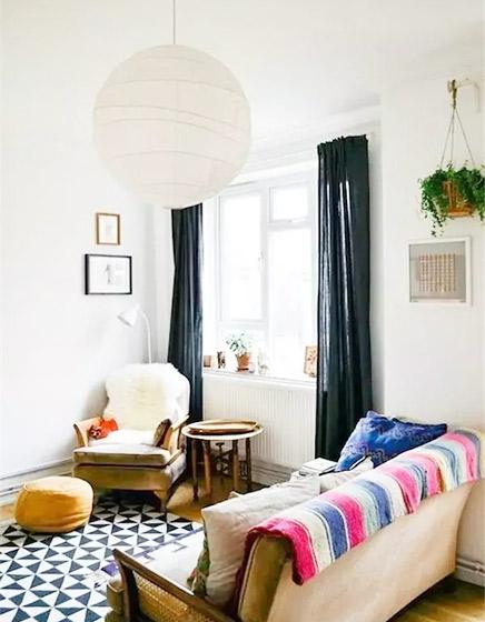 小户型客厅装修装饰效果图